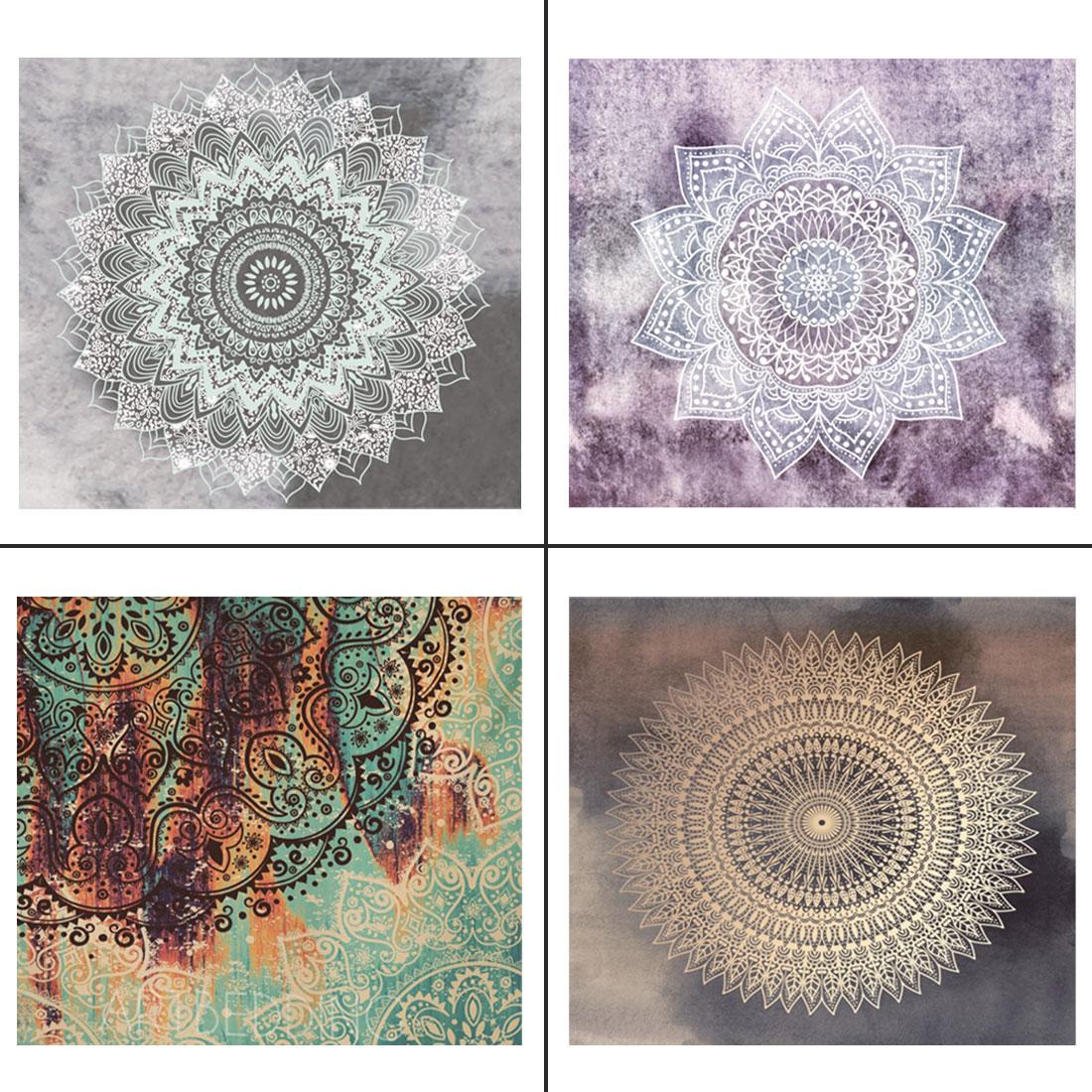 Indiano Arazzo Colorato Stampato Decor Mandala Religioso Boho Parete Tappeto Spiaggia Della Boemia Coperta 150X100 cm/150 X 130 cm/200x150 cm