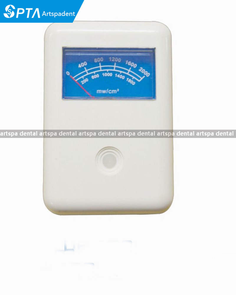 Dental curing Light Cure Power Curing Light Tester Led curing Light Mete effect on composite polymerisation by light curing units invitro study
