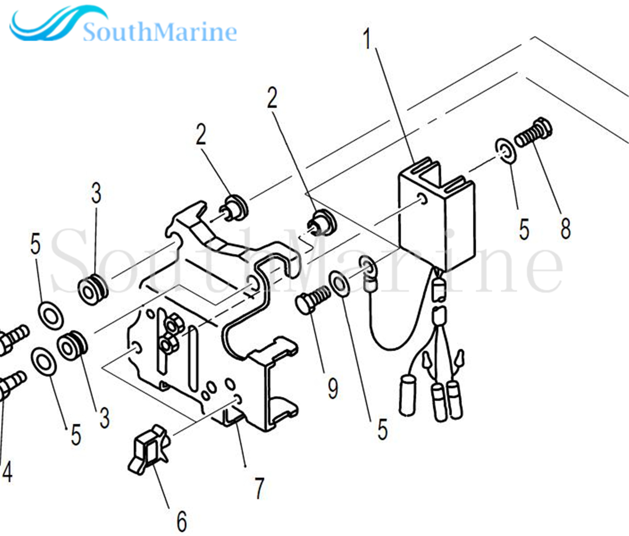 Wrg Regulator Boat Wiring Diagram