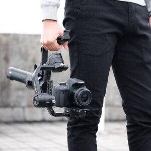 Image 5 - Рукоятка AgimbalGear для штатива DJI Ronin S Gimbal, аксессуары для стабилизатора, рукоятка для видеокамеры, кольцо адаптер