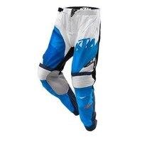 Gravity FX Pants Blue Off Road Motocross Motorcycle Trousers Mountain Bicycle Racing Pants ATV MTB MX Rally Moto Pants
