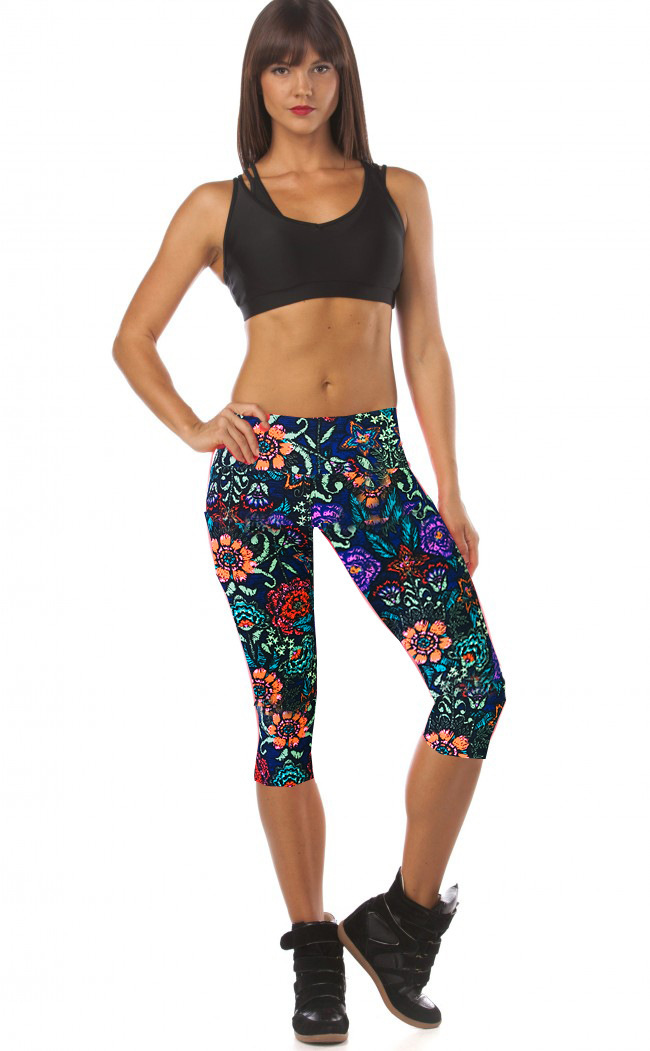 Women Workout Sports Yoga Leggings Bodybuilding And ...