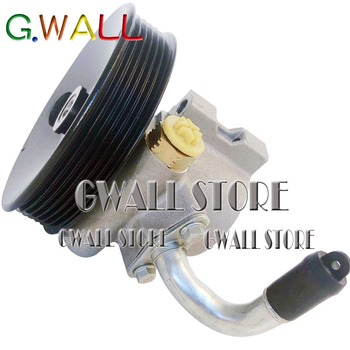 New Power Steering Pump Assy For Chevrolet Optra Steering Pump With Pulley 96834908