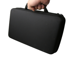 Image 3 - Gopro 액세서리 용 대형 가방 go pro hero 용 big eva collection 박스 케이스 5 4 3 sjcam sj4000 eken h9 xiaomi yi 액션 카메라