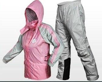 100/% impermeable con protecci/ón CE extra/íbles resistentes al viento PRO FIRST MB Pantalones de motociclista para mujer