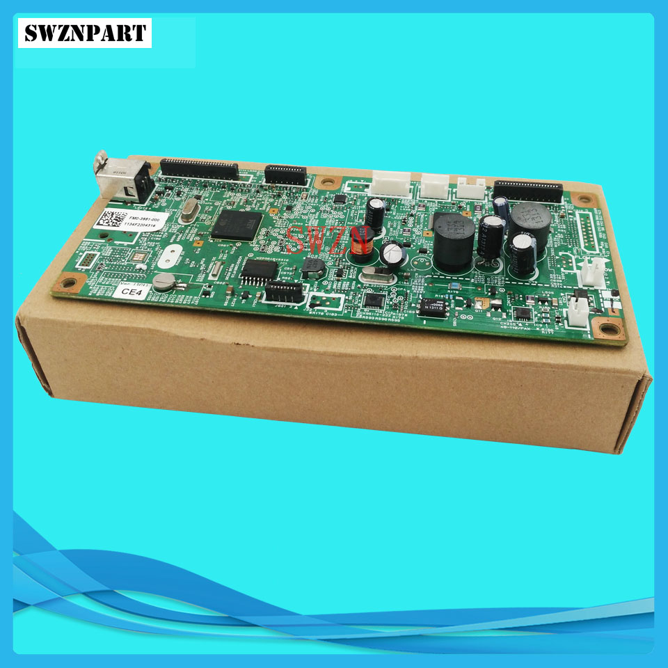 FORMATTER PCA ASSY Formatter carte mère carte mère carte mère pour Canon MF 4750 4752 MF4750 MF4752