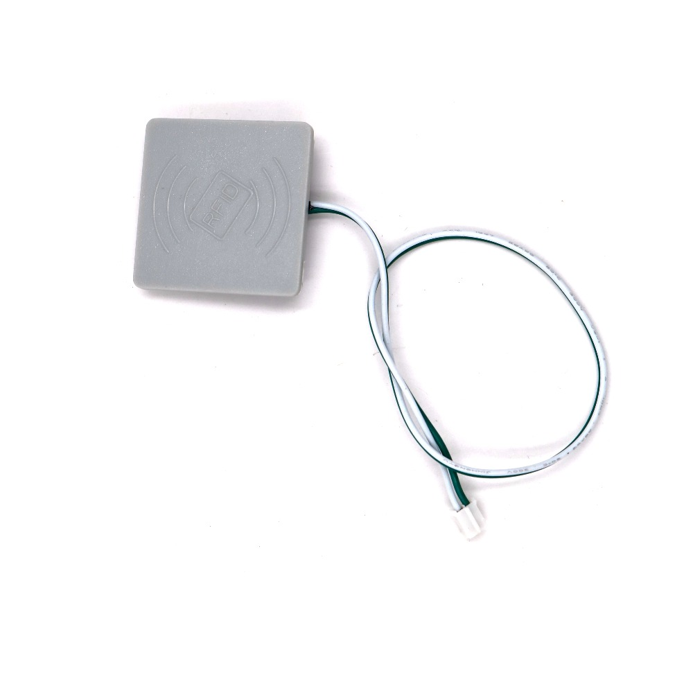 125K Waterproof Glue Square RF Access Control Reader RFID Antenna Coil Induction Coil Slim Compact