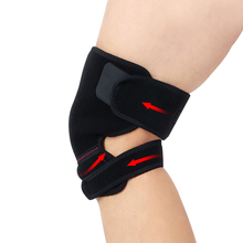 1Pcs Basketball Football Volleyball Extreme Sports kneepad support Protect Cycling Knee Protector belt ginocchiere rodillera