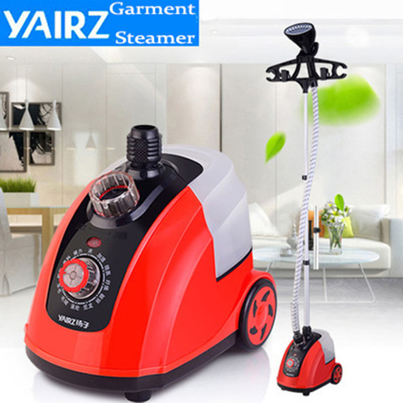 SC-288 Garment Steamer Iron Adjustable Clothes Steamer With 70 Minutes Of Continuous Steam 1800W 1.8L Water Tank 26s Fast Steam