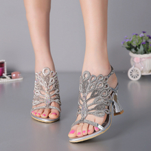 2016 SummerSexy Women's Shoes Cashmere Stiletto Thin & Thick Heels Sandals Black / Blue / Red / Silver / Gold Free Shipping