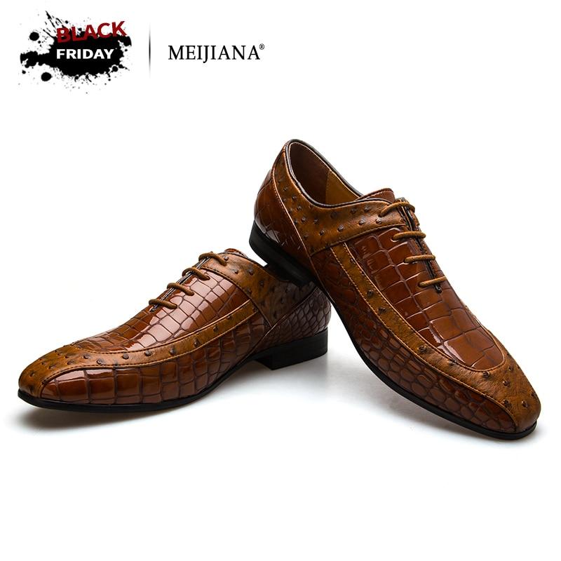 Italiaanse Kinderschoenen.Koop Leer Italiaanse Beste Luxe Heren Bruin Schoenen Meijiana Mode