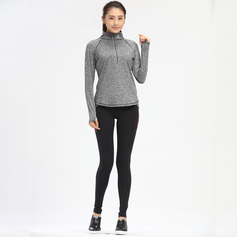 Podzimní zimní milenci Muži Ženy Fitness obleky Rychleschnoucí - Sportovní oblečení a doplňky - Fotografie 2