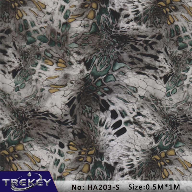 0.5 m * 1 m 새로운 도착 뱀 피부 수문-물 전송 인쇄 필름, 아쿠아 인쇄용 필름 HA203-S