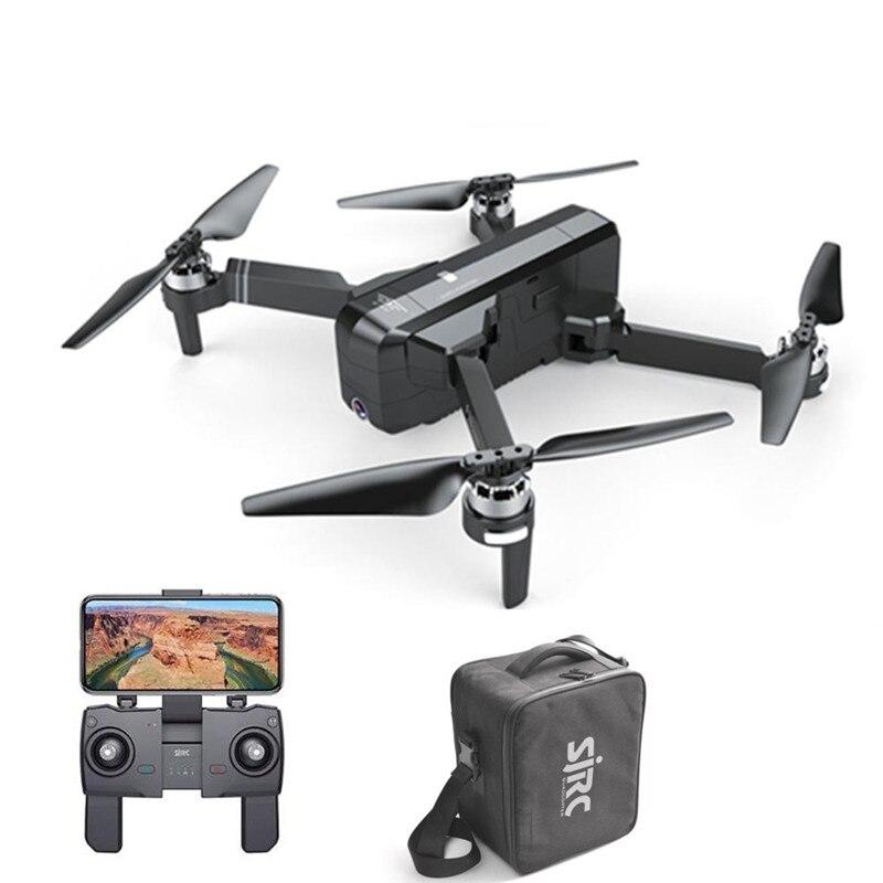 SJRC F11 gps 5 г Wi Fi FPV системы с 1080 P камера 25 минут время полета бесщеточный складная рука селфи RC Drone Quadcopter