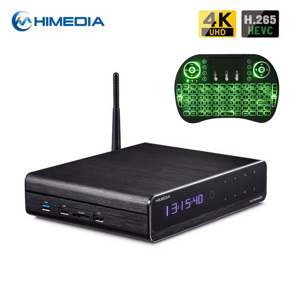 ТВ приставка Himedia Q10 Pro, Android 7,1, Hi3798CV200, 2 ГБ/16 ГБ, 4 K, HDR, Dolby, DTS, 2,4 ГГц/5 ГГц, Wi Fi, 1000 м, LAN, 3,5 дюйма, SATA HDD, медиаплеер, 2019|himedia q10|tv boxmedia player | АлиЭкспресс