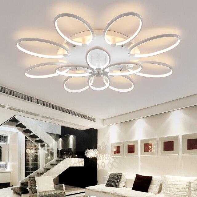 Indoor Hause FÜHRTE Deckenleuchte Moderne wohnzimmer Deckenleuchten ...