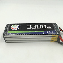 MOS 4S lipo battery 14.8v 3300mAh 25C For rc helicopter rc car rc boat quadcopter Li-Polymer battey