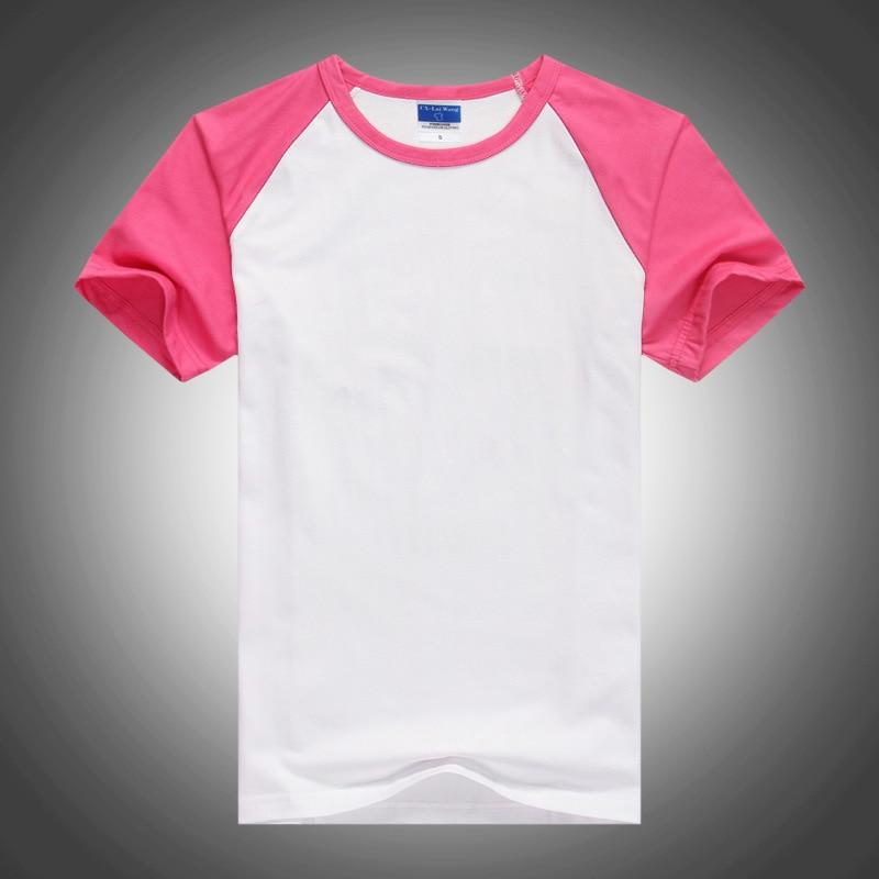 Class Uniform personalized Text Team T-shirts Cotton Unisex Custom Logo Photo Print Men Women T shirt Raglan Sleeve Female Tops