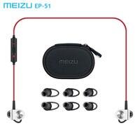 Meizu Ep51 Sports Running Earphone Wireless Bluetooth Headset In Ear Waterproof AptX With Mic Earbuds For