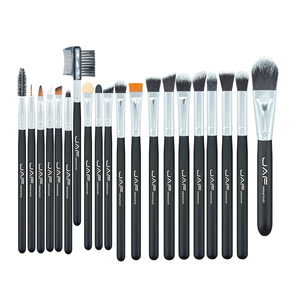 20 pcs Professional Makeup Brush set Kit Tools Foundation Eye Shadow Eyeliner Lip Eyebrow Concealer Contoure Blending Make-up 20 pcs set makeup brushes set eye shadow foundation eyeliner eyebrow lip brush cosmetics tools kits beauty make up brush 2017