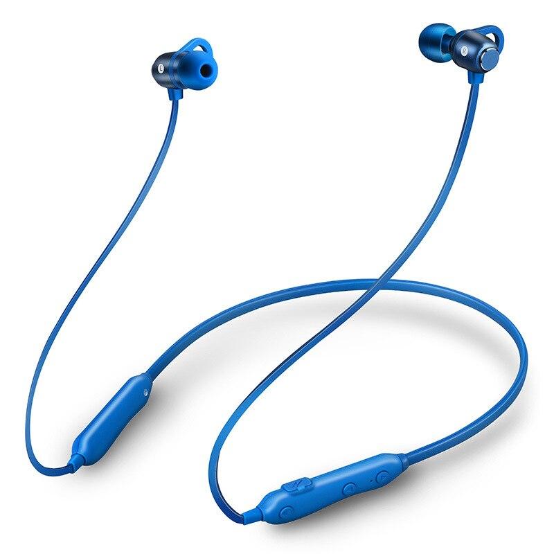 אלחוטי אוזניות Bluetooth אוזניות ספורט סטריאו בס באוזן אוזניות Neckband אוזניות אוזניות עם מיקרופון עבור טלפון