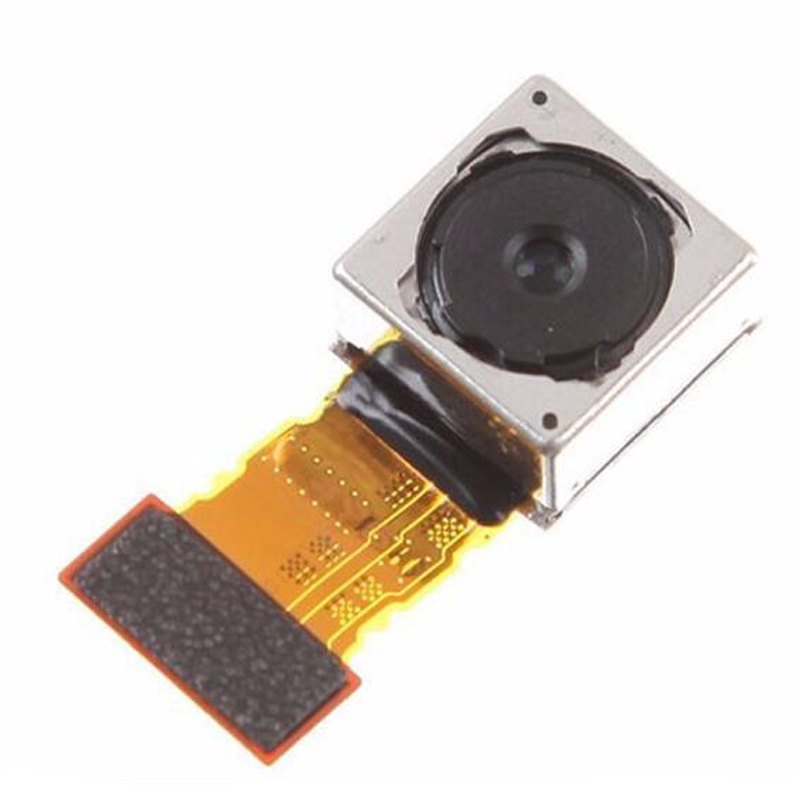 imágenes para CFYOUYI Cámara Volver Trasera Para Sony Xperia Z3 D6603 Reemplazo Cámara Trasera Con Flex