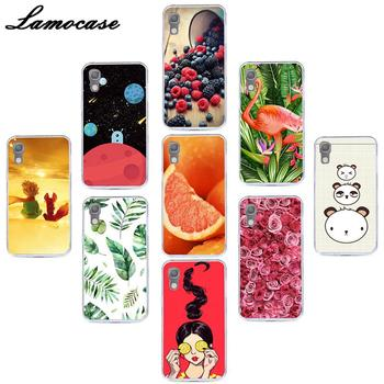 Lamocase Silicone Soft TPU Case For Alcatel Idol 3 4.7 6039D 5.5 6045D Idol 4 5 Shine Lite 5080X Flash Plus 2 Paint Phone Cover image