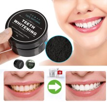 купить 1 PCS Teeth Whitening Oral Care Charcoal Powder Natural Activated Charcoal Teeth Whitening Powder Oral Hygiene дешево