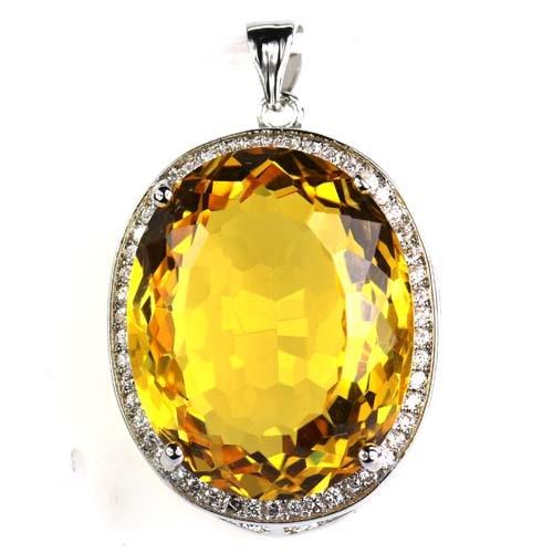 драгоценный камень цитрин