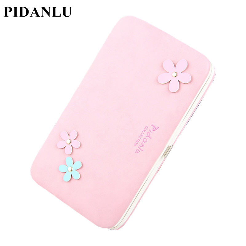 Brand Leather Wallets Women High Quality Floral Purses Fashion Wallets Card Phone Holders Zipper Pocket Hasp Carteira Feminina taiwang manufacture high toreque ratchet wrench 3 8 inch hand tools chrome vanadium ratchet spanner ratchet wrenches