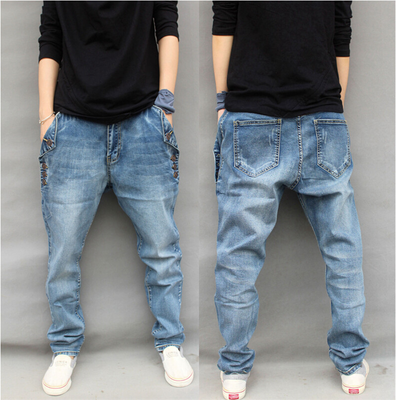 Compare Prices on Plus Size Jeans Sweat Pants for Men- Online ...