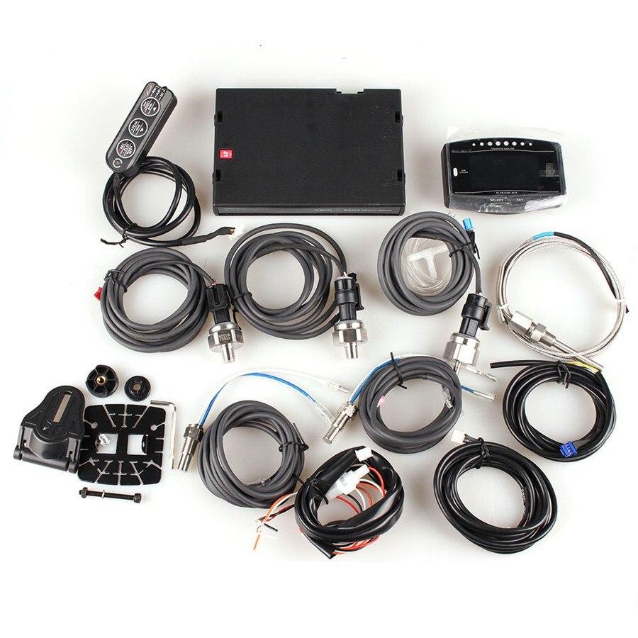 10 in1 modifié jauge de course vitesse tachymètre huile/carburant pression Turbo/IN-MF échappement/huile/eau température Air/carburant rapport