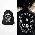 2016 new YEEZUS JACKETS Pablo Kanye hip hop Jacket yeezy coat Jackets The Like Of Pablo Windbreaker Oversized trasher Jacket