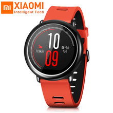 Global Version Amazfit Pace Smart Watch Huami Amazfit Connect Smartwatch Bluetooth GPS Heart Rate Intelligent Monitor Passometer(China)