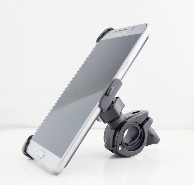 Bicycle Phone Holder For Samsung Galaxy Note 5 With Bike Mount