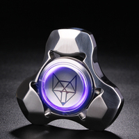 Fidget Spinner Anti Stress Toys High End Product Spinner Stainless Steel Hand Spinner Matel With EDC