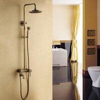 BECOLA античный смеситель Античный Набор душевой головки для ванной комнаты Смесители для ванной комнаты классический душевой набор GZ 6001