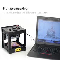 1500mW USB Laser Engraver High Speed Cnc Router Cutter DIY Print Engraving Machine Off Line Operation