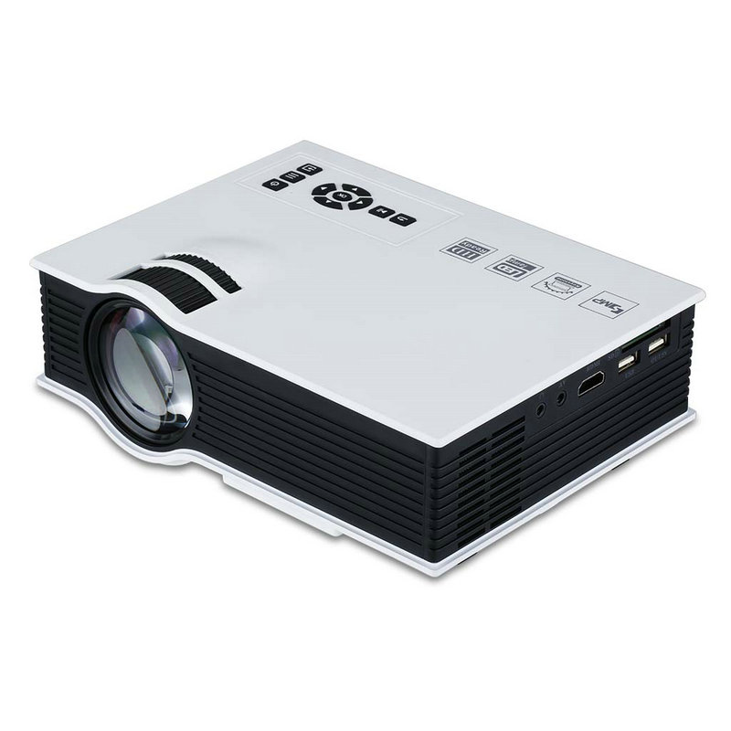 UNIC UC40+ Mini Pico Portable 3D Projector HDMI Home Theater Beamer Multimedia Proyector Full HD 1080P Video HD LED  Projector 2015 newest original mini pico portable full hd 3d projector hdmi home theater beamer multimedia proyector full hd 1080p video