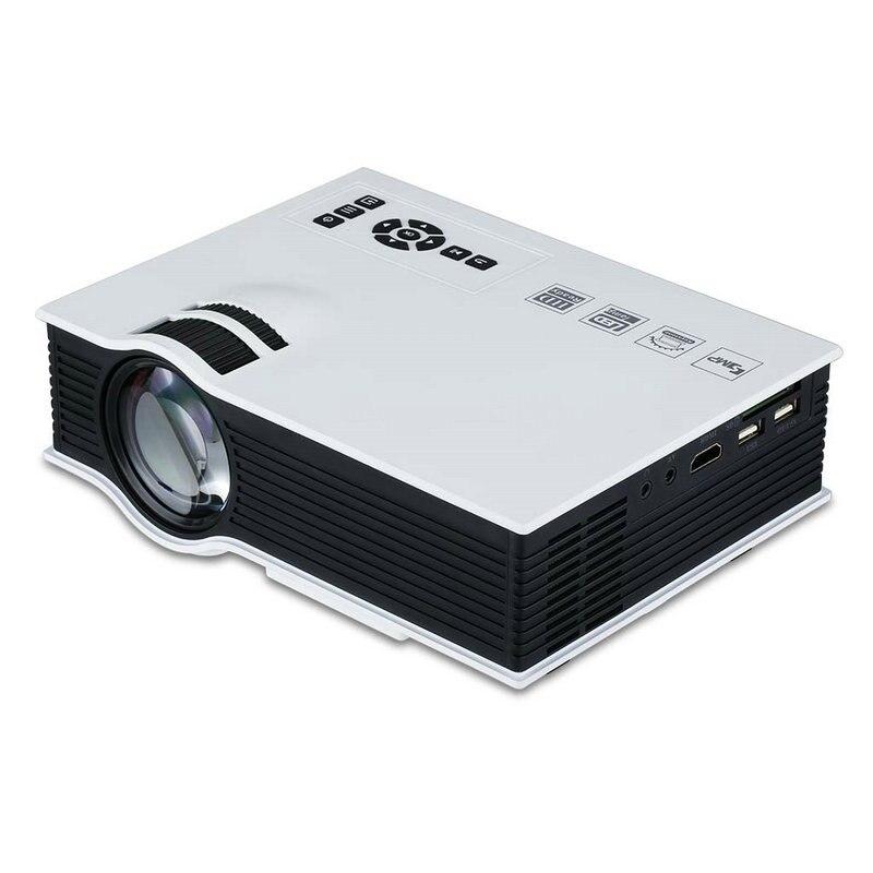 UNIC UC40 Mini Pico Portable 3D font b Projector b font HDMI Home Theater Beamer Multimedia