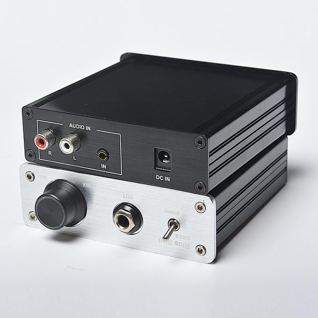 Bluebird DS5.0 Desktop Hifi Classe Um Amplificador De Auscultadores Lehmann Referência Circuito Com Adaptador De Alimentação, frete Grátis
