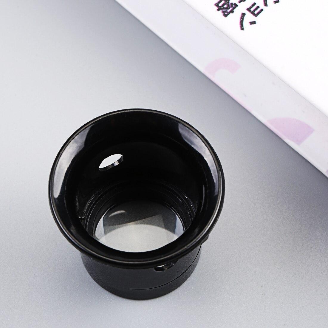 HTB1GTOotbGYBuNjy0Foq6AiBFXaU Jeweler Watch Magnifier Tool 10X/5X Monocular Magnifying Glass Loupe Lens Eye Magnifier Len Repair Kit Tool