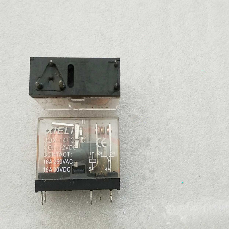The relay JQX-14FC-1C new original & in stock