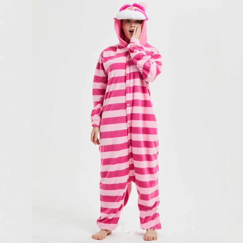 ... Большой XXL мультфильм кигуруми пижамы для взрослых флис Onesie цельный  комбинезон животных пижамы Рождественский Костюм ... bcebda3838b47