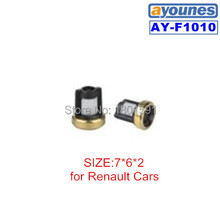 200pcs/set PREFECT QUALITY Fuel Injector filter for Renault Megane cars(7*6*3mm,AY-F1010)