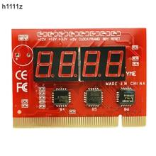 Почтовая карта для материнской платы ноутбука Mini PCI PCI-E LPC Post test диагностическая карта тест er материнская плата ПК анализатор компьютерные компоненты