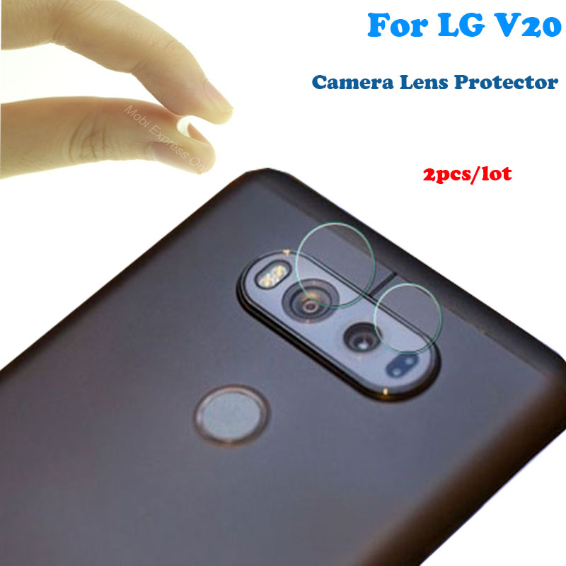 For LG V20 Accessories Back Camera Lens Protector Film