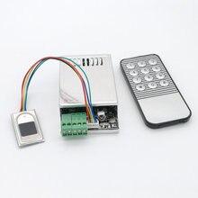 Плата контроля отпечатков пальцев K216 и модуль отпечатков пальцев R300