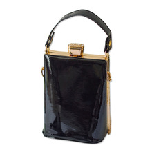 Small Leather Party Bag