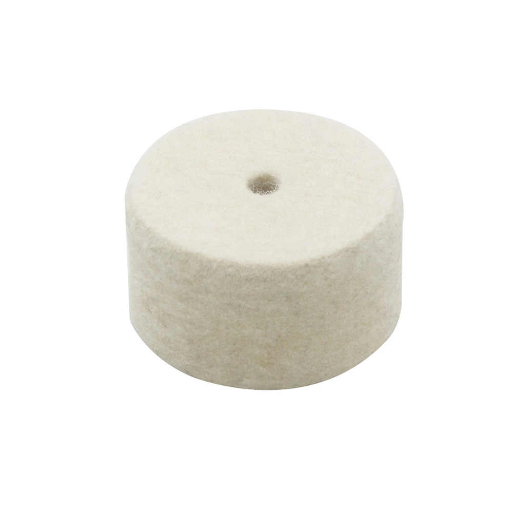 High Quality Drum Beater Pad Wool Felt Pad for Bass Drum Pedal Beater Percussion Instrument Accessories